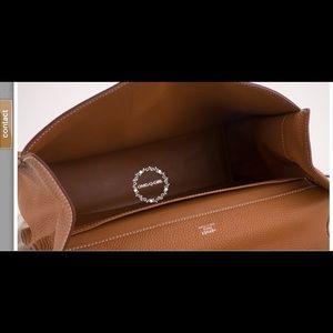 552a293818 Hermes Bags | Brown Clemence Leather Etribelt Bag New Nib | Poshmark